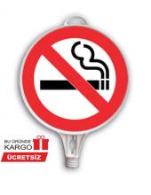 Sigara İçilmez Levhası