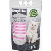 Kittymax Pudra Kokulu Kedi Kumu 10lt Kalın Taneli