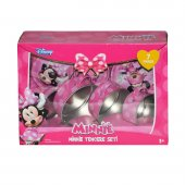 Minnie 7 Parça Oyuncak Tencere Seti 47447
