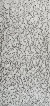Bg34 Granitto Beyaz Zemin Gümüş İşlemeli 30x60cm Dekor