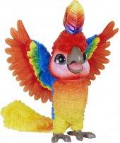 Fur Real Yetenekli Gösteri Papağanım Eğitici Figür Dans Eden Şarkı Söyleyen Şaka Yapan Papağan