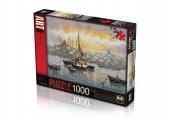 Ks Puzzle 1000 Parça Boğazda Gün Batımı 11471