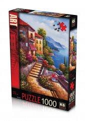 Ks Puzzle 1000 Parça Stairs To Home 11345