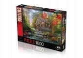 Ks Puzzle 1000 Parça The Old Wood Mill 11356