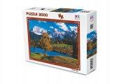 Ks Puzzle 2000 Parça Bavarian Alps 11218