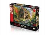 Ks Puzzle 2000 Parça Mill Cottage 11476