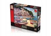 Ks Puzzle 2000 Parça Bella Spiaggia 11509