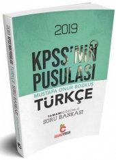 Doğru Tercih Yayınları 2019 Kpss' Nin Pusulası Türkçe Soru Bankası
