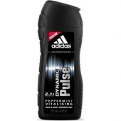 Adidas Duş Jeli King 2in1 Dynamic Pulse 250 Ml