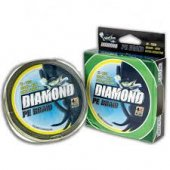 Bauer Diamond Pe Braid Misina 100 Mt(0.26mm)