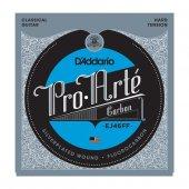 Daddario Ej46ff Pro Arte Carbon Dynacore Basses Klasik Gitar Teli