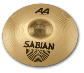 Sabian 21609mb 16 Aa Metal Crash Brilliant
