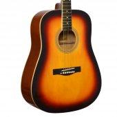 Manuel Raymond Mra415sb Sunburst Gitar Akustik