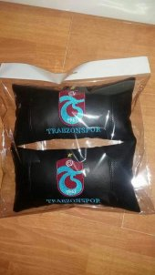 Trabzonspor Araç Boyun Yastığı Araç Boyun Destek Yastığı (2 Adet