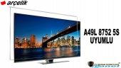 Arçelik A49l 8752 5s Tv Ekran Koruyucu Ekran Koruma Paneli Survan