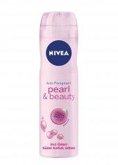 Nivea Deodorant 150 Ml Pearl & Beauty İnci Özleri Sprey