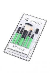 Xp Makyaj Fırça Seti 5 Li 8 (Stok Rengi Gönderilir)