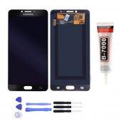 Samsung Galaxy C9 Lcd Ekran Dokunmatik Montaj Seti