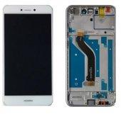 P9 Lite Lcd Ekran Dokunmatik Full Panel Çıtalı + Tamir Seti