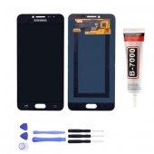 Samsung Galaxy C5 C500 Lcd Ekran Dokunmatik Montaj Seti