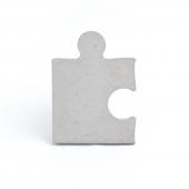 Skal Collective Puzzle Beton Bardak Altlığı 4lü...