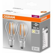Osram Led Filament Ampul 7w Sarı Işık Normal Duy İ...