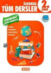 Işleyen Zeka Yayınları 2. Sınıf Tüm Dersler Etkinlikli Soru Bankası