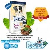 Happy Dog Genc Tahilsiz Kalp Kroket Kopek Maması 10kg