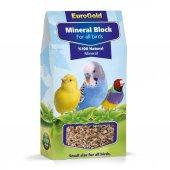 Eurogold Kuşlar İçin Gaga Taşı Mineral Blok Küçük...
