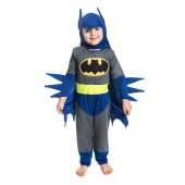 Batman Kostümü Kaslı