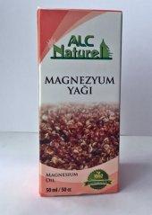 Alc Magnezyum Yağı 50 Cc
