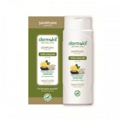 Dermokıl Natural Hair Şampuan Yağlı Saç Tipleri İçin 400ml
