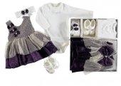 Ponpon Baby Kız Bebe Mevlütlük Takım Elbise