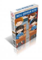 2. Ve 3. Sınıf Akıllı Çocuklar Dizisi 10 Kitap
