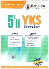 özdebir Tyt&ayt 5 Li Deneme (Yeni)