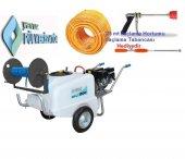 Yavuz İ 200b Benzinli İlaçlama Makinası Pistonlu Pompa