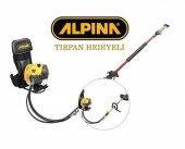 Alpina 520f Motorlu Zeytin Hasat Makinası Ve Ot Tı...