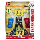 Hasbro Transformers Robots İn Disguise Combiner Figür Seti C0624 4