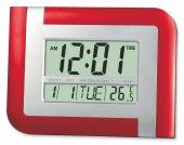 Dijital Masa Saati Duvar Saati Termometre Alarm Takvim Göstergeli