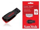 Sandisk Cruzer Blade 16gb Usb Flash Bellek