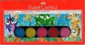 Faber Castell 21li Büyük Boy Sulu Boya Fırça Hediye