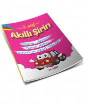 Artıbir 3.sınıf Akıllı Şirin Dikkat Ve Genel Yetenek Kitabı