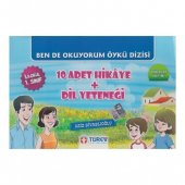 Türev Yayınları 1. Sınıf Ben De Okuyorum Öykü Dizisi