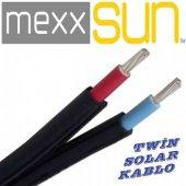 2,5 Mm Twin (Birleşik Kablo) Solar Kablo (50 Metre...
