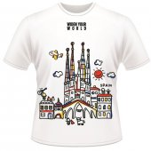 Tk Collection Spain T Shirt