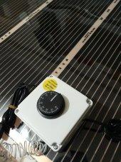 Rexva Halı Altı Isıtıcı Termostatlı 80cmx200cm...