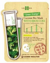 Leaders Insolution Coconut Bio Mask With Broccoli