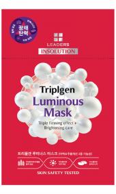 Leaders Insolution Triplgen Luminous Mask