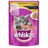 Whıskas Kümes Hayvanlı Yavru Kedi Pouch 100g