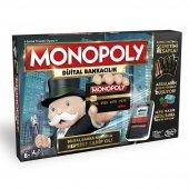 Monopoly Dijital Bankacılık Hasbro Orijinal Ürün...